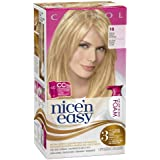 Clairol Nice 'n Easy Foam Hair Color 10 Extra Light Blonde (Pack of 3)