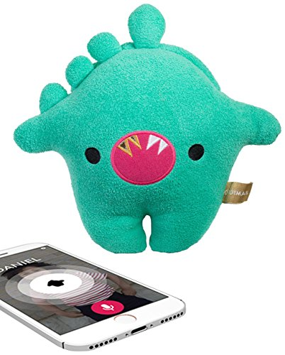 Talkie by Toymail: Hank a Dino, Voice chat smart toy lets kids stay connected to you, As seen on Shark Tank