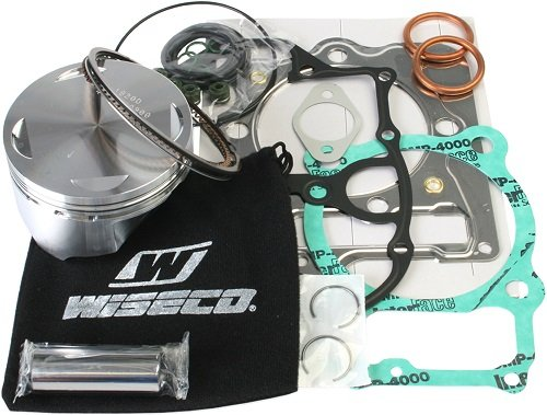 Wiseco PK1041 89.00 mm 11.0:1 Compression ATV Piston Kit with Top-End Gasket Kit