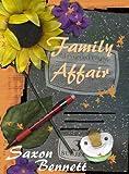 Family Affair, Saxon Bennett, 159493150X