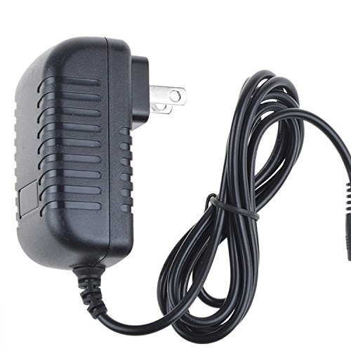 Digipartspower AC/DC Adapter for YAESU Vertex Handheld Radio FT-23 FT-23R FT-33 FT-33R FT-73 FT-73R FT-411 FT-411E FT-411R FT-470 FT-470R FT-728 FT-811 FT-811R FT-911 Battery Charger Power Supply