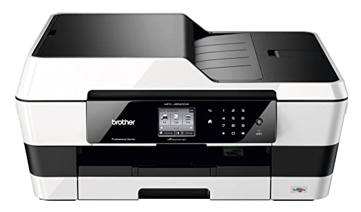 Brother MFC J 6520 DW - Impresora multifunción de Tinta (B/N 35 ...