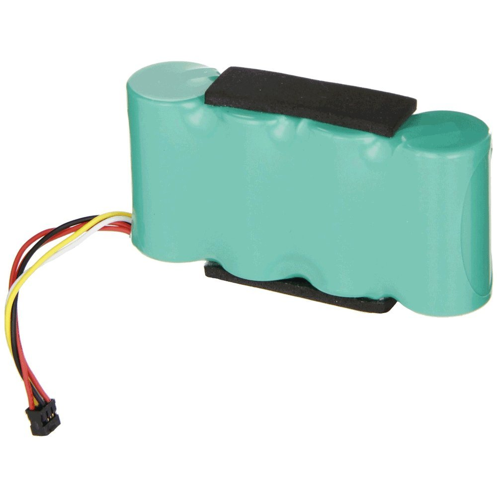 Fluke BP120MH 4 Piece Nickel Metal Hydride Rechargeable Battery Pack 3000 mAh Capacity 4.8V Voltage For Fluke ScopeMeter 120 Series Fluke 43 and 43B Power Quality Analyzer