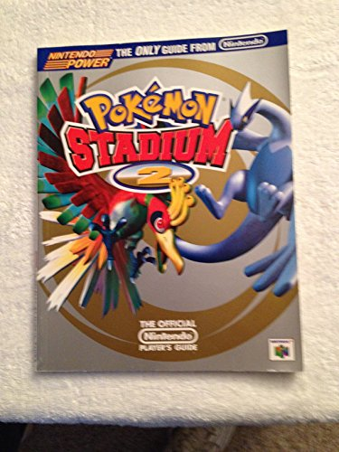 Price comparison product image Pokemon Stadium 2: The Official Nintendo Player's Guide