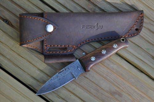 Amazon.com: Damasco Cuchillo De Caza Cuchillo de ...