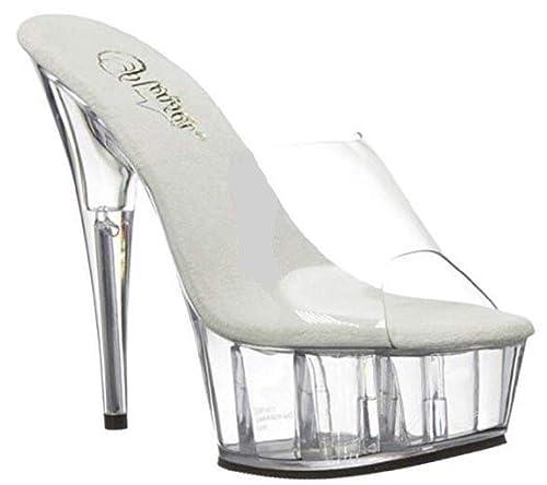 670df689d48b Pleaser DELIGHT-601 Clubwear Fashion Shoes