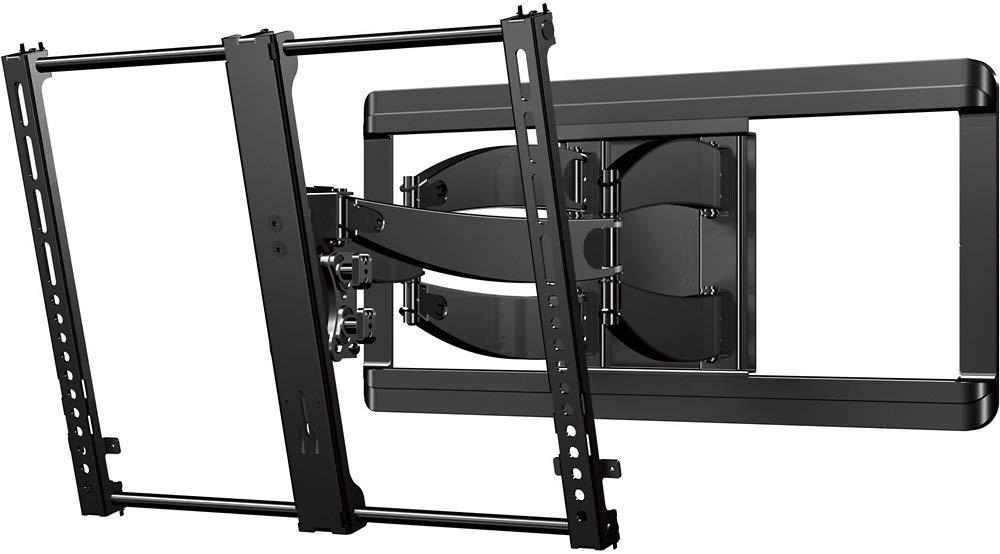 Sanus - Premium Series Full-Motion TV Wall Mount for Most 42'' - 90'' Flat-Panel TVs (BLF228-B1) Black - New