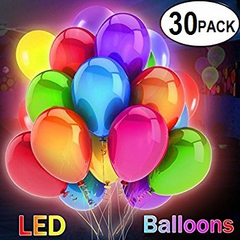 glowing party supplies - 6