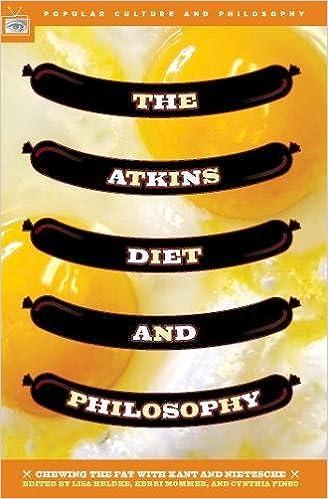 Philosophy of atkins diet