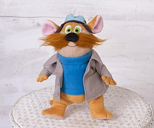 Chip and Dale Inspired - Monty handmade plush soft toy, 10 in high