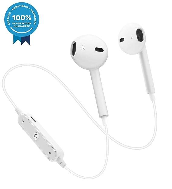 Auriculares deportivos Bluetooth Amesica A3 Bluetooth V4.0 estéreo ...