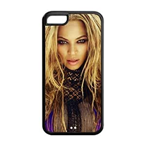 Custmize American Famous Singer Beyonce Cellphone Case for iphone 5C JN5C-1601