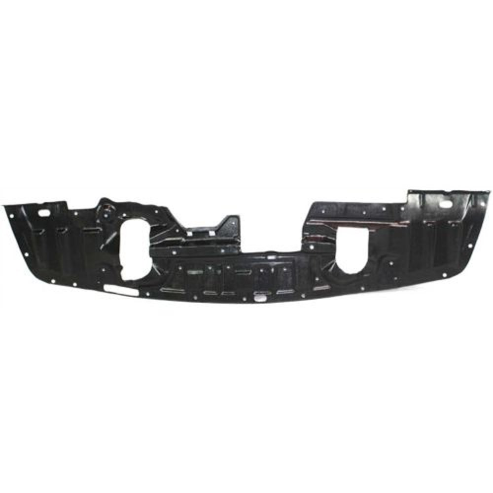 OE Replacement Mitsubishi Lancer Front Lower Engine Cover Partslink Number MI1228113