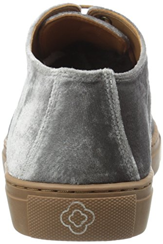 Argento Delle Donne Del Canyon Del Trifoglio Cs62y809 Sneaker Di Modo