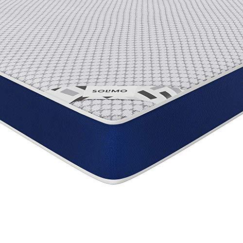 LD Amazon Brand Solimo Memory Foam Queen Size Mattress 78x60x8