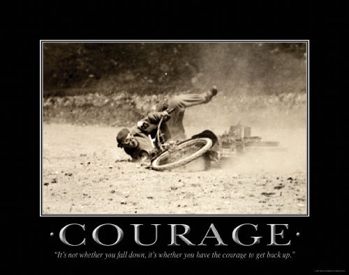 - Motorcycle Motivational Poster Art Print 11x14 Harley Davidson Racing Helmets Jackets Sturgis Rally Wall Decor Pictures