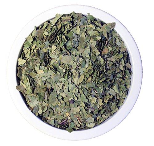 Birkenblätter geschnitten 1000 g 1 kg 1A Qualität Edler Tee Räucherware PEnandiTRA
