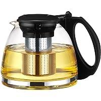 Tebery - Prensa para hacer té con tetera