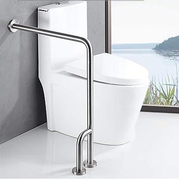 Amazon.com: DWW - Barras de seguridad para inodoro de baño ...