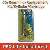 Premium Quality CO2 Rearming Kit Cylinder Cartridge Tank...