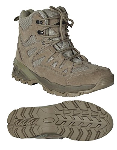 Desert 9681 Tan Black 04 Inch 6 Boot Tactical Cut Low Voodoo xCzFnU7