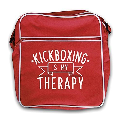 Kickboxing Bag Flight My Red Is Black Retro Therapy qnfqwr6aC7