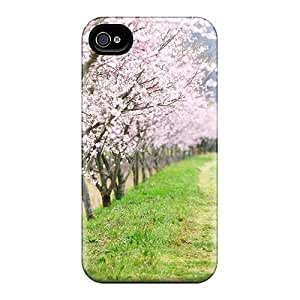 New Iphone 4/4s Case Cover Casing(nature's Lovely Path)