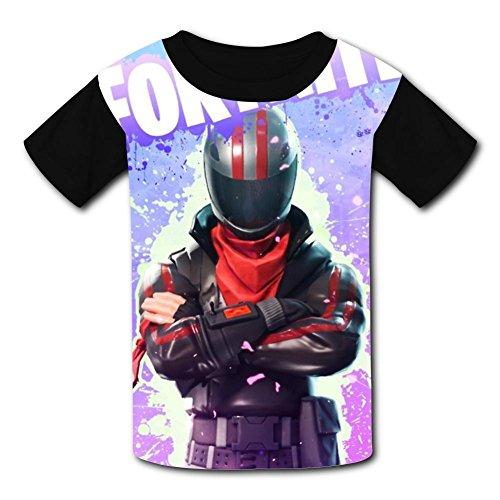 Custom Kids for-Tnite Splash O-Neck Tshirts for Fashion Children Boys Girls Tee Shirt M by Mtui10