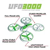 Toys : UFO 3000 LED Drone Quadcopter