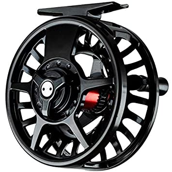 Fishing On The Fly Fly Fishing Reel High-Grade Aluminum Alloy 3 4, 5 6, 7 8 Weights Black