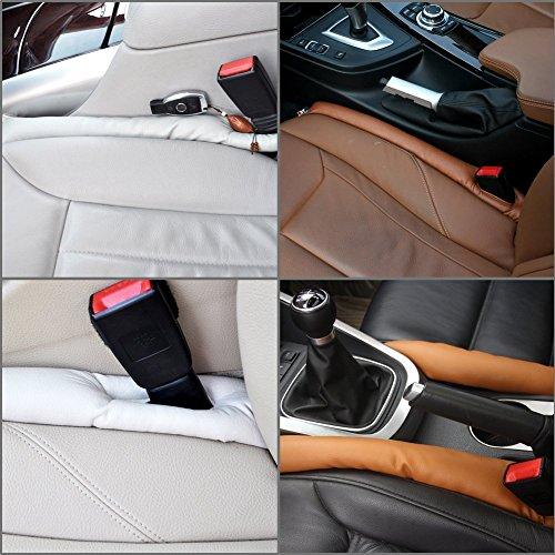 Bmw Z3 Fuel Tank Capacity: Car Vehicle Seat Hand Brake Gap Filler Pad Pu Leather