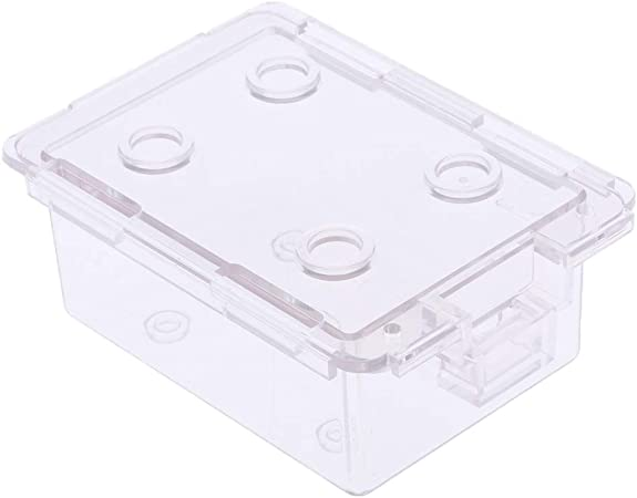 Clear Plastic Boxes for Regular Poker Sized Playing Card Deck in Tuck Case