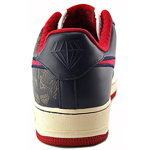 Nike Air Force 1 Premium Mens Basketball Shoes White/Varsity Red/Obsidian/Pearl White NCreqd7kR