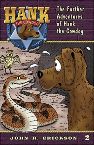 Book The Further Adventures of Hank the Cowdog