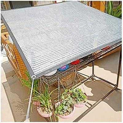 Yxsd Sombra Reflectante Tela Sunblock Sombra Net Resistente a los ...