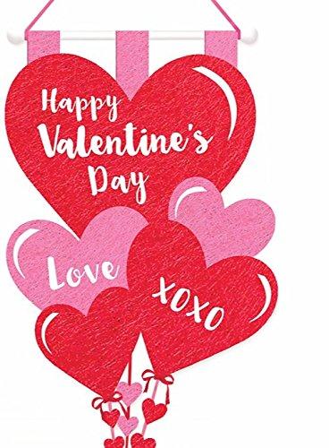 Felt Happy Valentine's Day