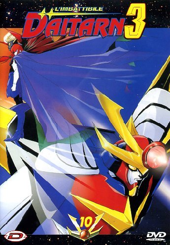 L' Imbattibile Daitarn 3 #10 (Eps 37-40) [Import italien] for sale  Delivered anywhere in USA