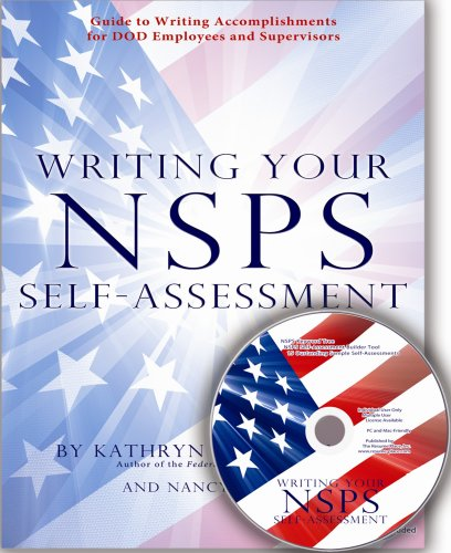 Read Online Writing your NSPS Self-Assessment ebook