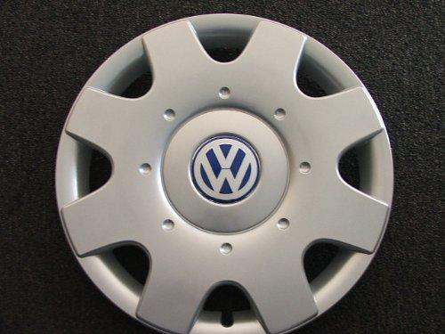 16 white hubcaps - 9