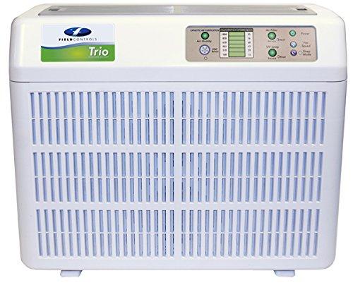 Field Controls Trio-1000P Portable Air Purifier