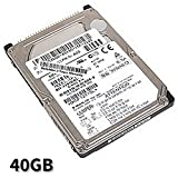 Seifelden 40GB Hard Drive for Acer TravelMate 250ELC 250ELC 250ELCi 250ELCi 250LC 250LC 250LCi 250LCi 250PE 250PE 250PEXCi 250PEXCi 250PEXV 250PEXV 251LCE 251LCE 252ELC (Certified Refurbished)