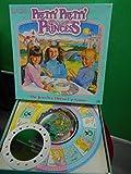 Pretty Pretty Princess Board Game 1990 Golden Game Edition
