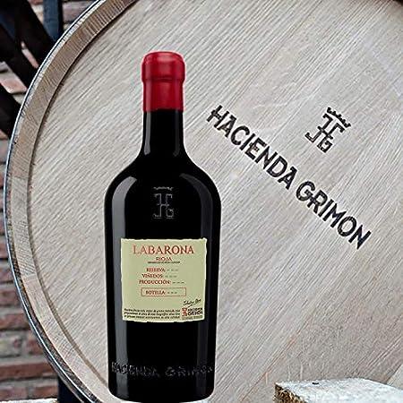 HACIENDA GRIMÓN. LABARONA RESERVA TINTO SUPERIOR 75 cl. DOCa Rioja