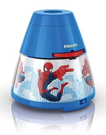 Philips Lighting Proyector y luz Nocturna 2 en 1 71769/40/16, 0.1 ...