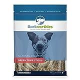 Barkworthies Green Tripe Sticks Treat, 7-Ounce