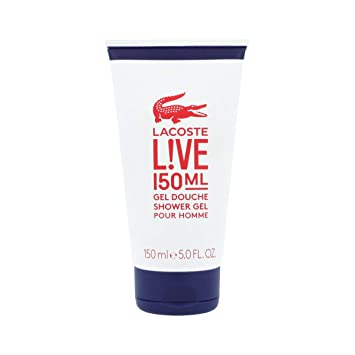 ffda12681e Buy Lacoste Live By Lacoste Shower Gel 5 Oz Online at Low Prices in India -  Amazon.in