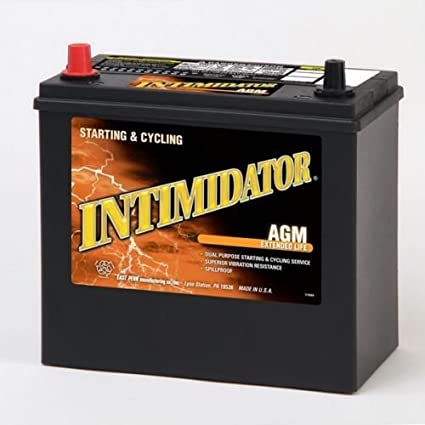 Replacement AGM Toyota Prius Auxiliary Battery - Made in the USA