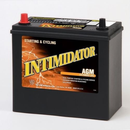 AGM Toyota Prius Auxiliary Battery - Made in the USA (Batteries Agm Deka)