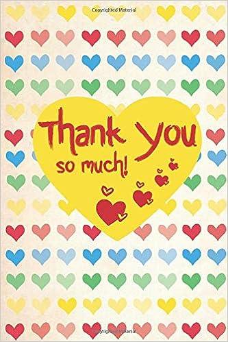 Thank You so Much!: Employee Appreciation Gifts, Teacher