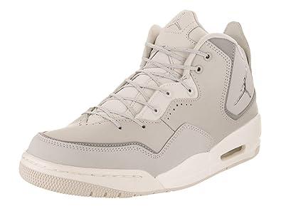 2550081353a1a5 Jordan AR1000-003  Men s Courtside 23 Grey Fog Reflect Silver Sneakers (9
